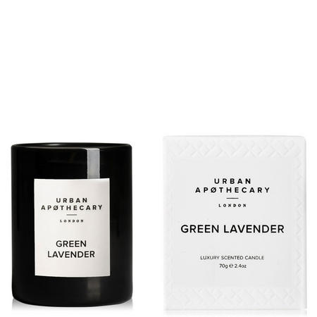 Green Lavender Luxury Candle 70g