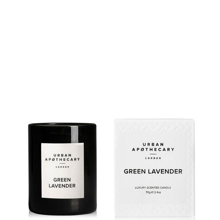 Green Lavender Luxury Candle 300g