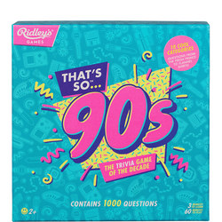 That's So 90s Trivia Quiz Game