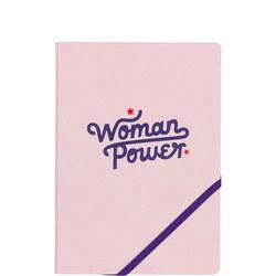 Woman Power A5 Notebook