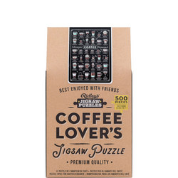 Coffee Lovers Jigsaw Puzzle