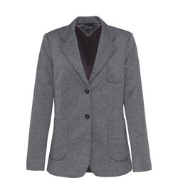 Single Breasted Regular Fit Blazer