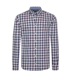 Mid Scale Check Shirt