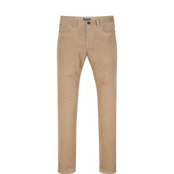 5 Pocket Denton Straight Fit Trousers