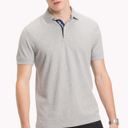 Hilfiger Placket Detail Polo Shirt