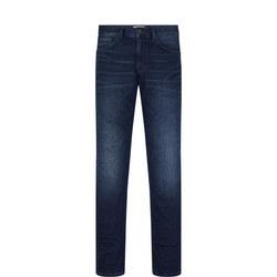 Bridger Denton Straight Fit Jeans