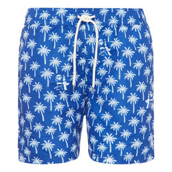 Palm Tree Swim Shorts