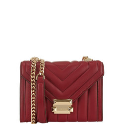 Whitney Small Quilted Convertible Shoulder Bag