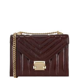 Whitney Large Quilted Convertible Shoulder Bag