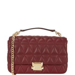 Sloan Large Leather Shoulder Bag