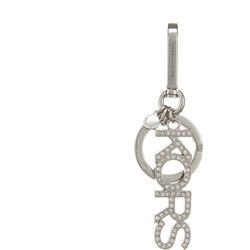 Pave Logo Key Ring