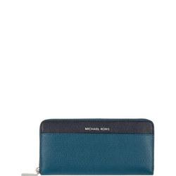 Front Pocket Zip-Around Wallet