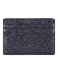 Pebbled Leather Card Holder