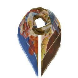 Floral Printed Shawl