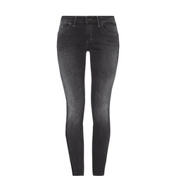 Velvet Stripe Jeans
