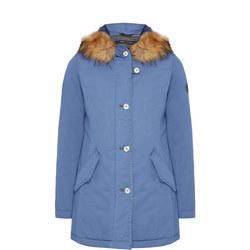 Tailored Parka Coat