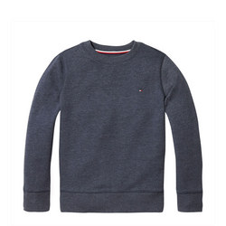 Boys Organic Cotton Sweatshirt