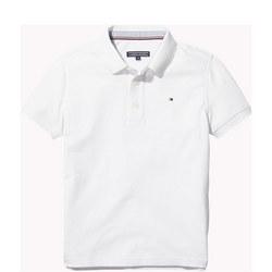 Boys Organic Cotton Polo