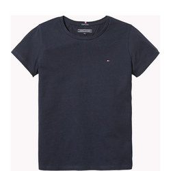 Girls Organic Cotton T-Shirt