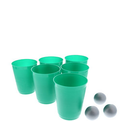 Gin & Toss It Game