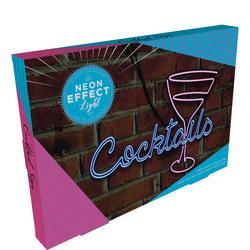 Cocktails EL Sign