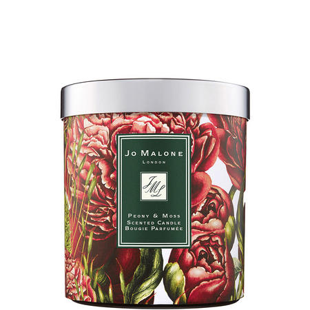 Peony & Moss Scented Candle