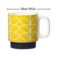 Linear Steam Stacking Mugs Set