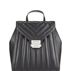 Whitney Medium Quilted Backpack
