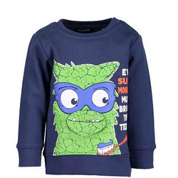 Super Monster Sweat Top
