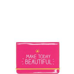 Card Holder Make Today