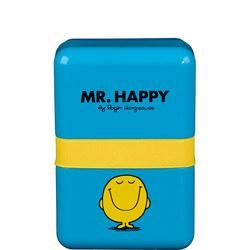 Mr Happy Lunch Box