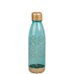 B&E Champagne Edit 700ml Drinks Bottle Teal