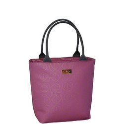 B&E Champagne Edit Insulated Lunch Tote Orchid