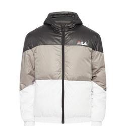 Tatum Hooded Windbreaker Jacket