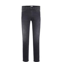 Skinny Simon Dynamic Black Stretch Jeans