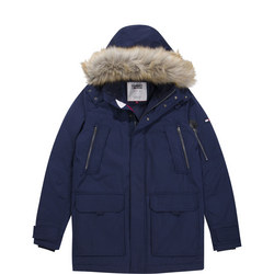Tommy Jeans Hooded Parka