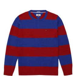 Tommy Classics Stripe Jumper