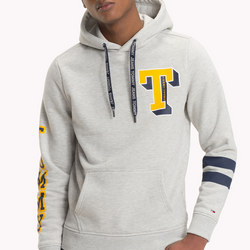 Collegiate Graphic Fleece Hoody
