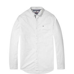Tape Detail Regular Fit Shirt