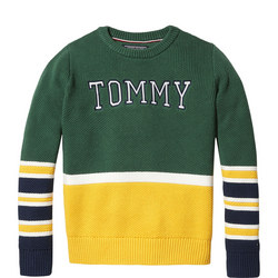 Combed Cotton Jumper