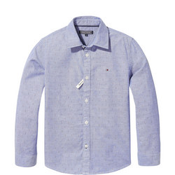 Print Oxford Shirt