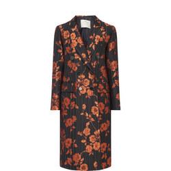 Ariel Jacquard Coat