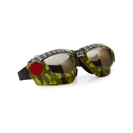 Mack Truck Camouflage Swim Goggles