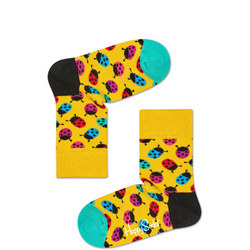 Kids Ladybird Socks