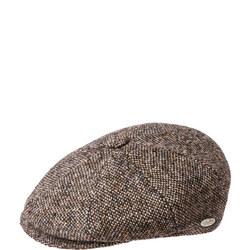 Galvin Tweed Flat Cap