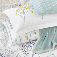 Pippin Cushion Teal-Linen