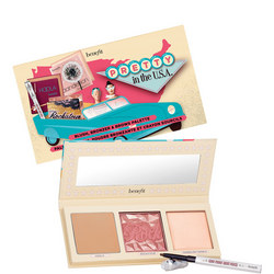 Pretty in the U.S.A. Bronzer, brows, blush & highlighter set