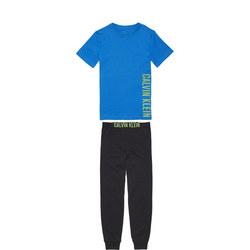Boys Short Sleeve Pyjama Set