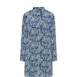 Scarlett Liberty Print Shirt Dress