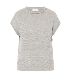 Multi-Knit Sweater